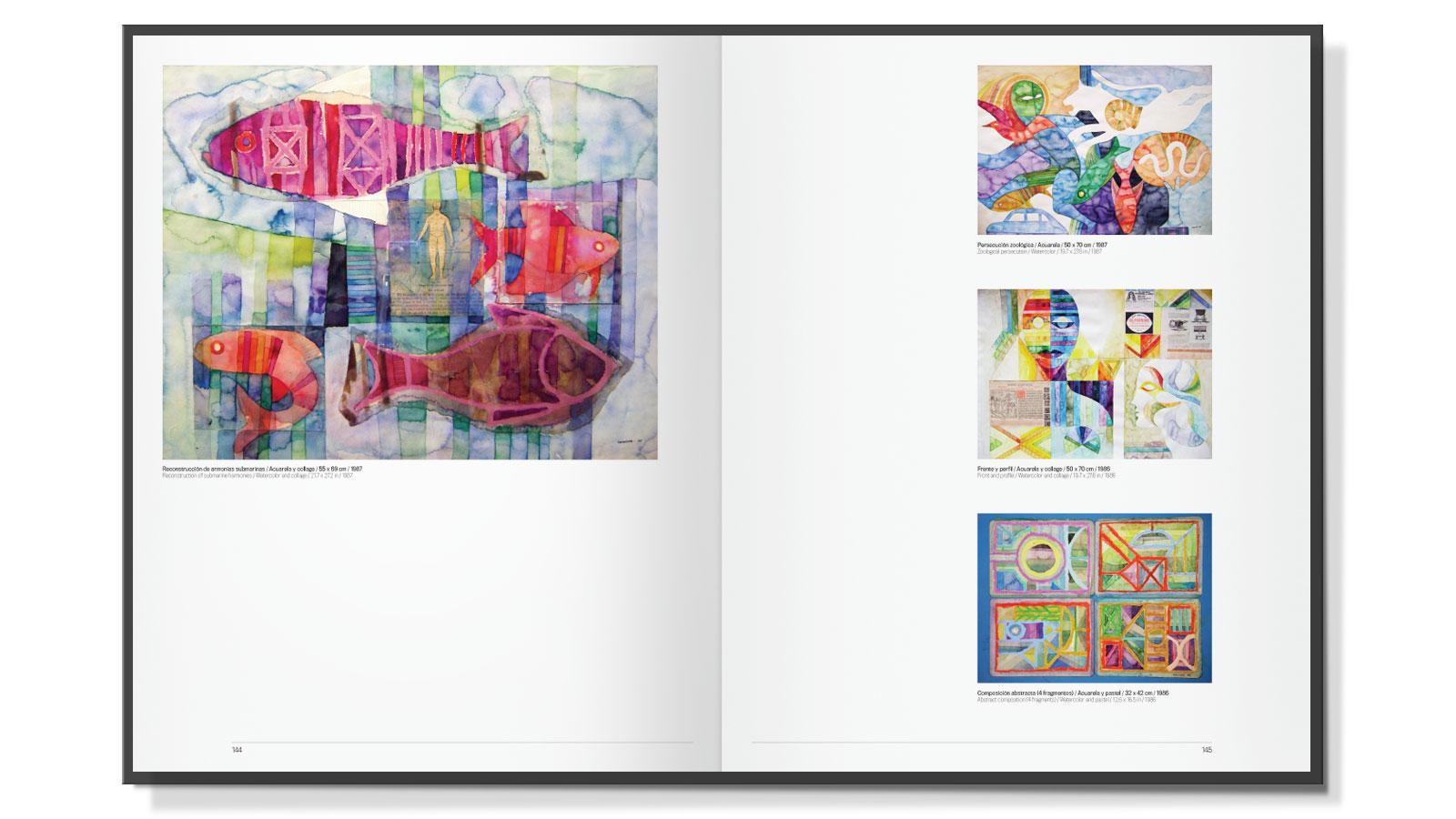 Florentino Sanguinetti – Pinturas
